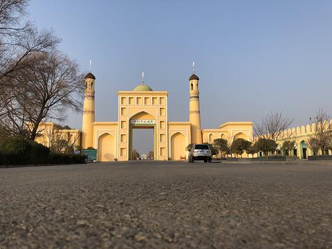 伊斯兰风情城旅游景点图片