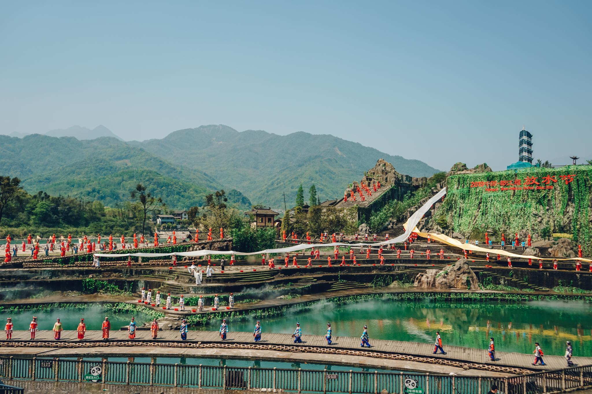 都江堰-青城山,盛夏避暑精华2日游