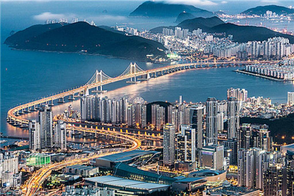 首尔+釜山5日线路