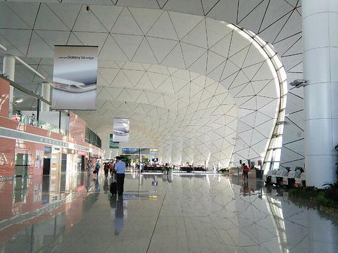 桃仙国际机场旅游景点图片