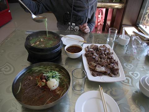 金兰朝鲜族小吃旅游景点图片