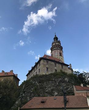 古堡塔的图片
