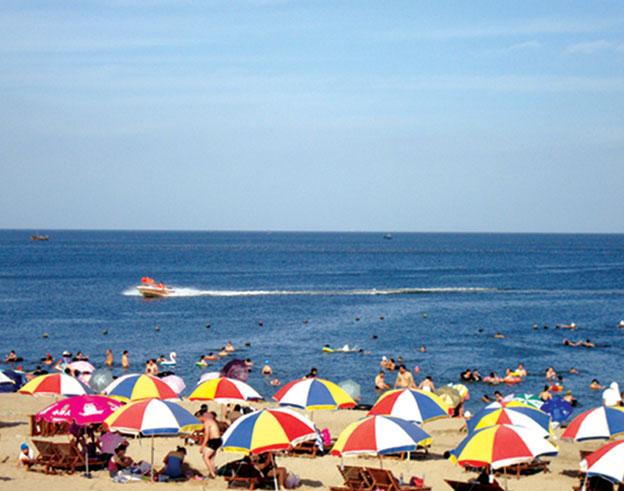 黄金海岸滑沙中心