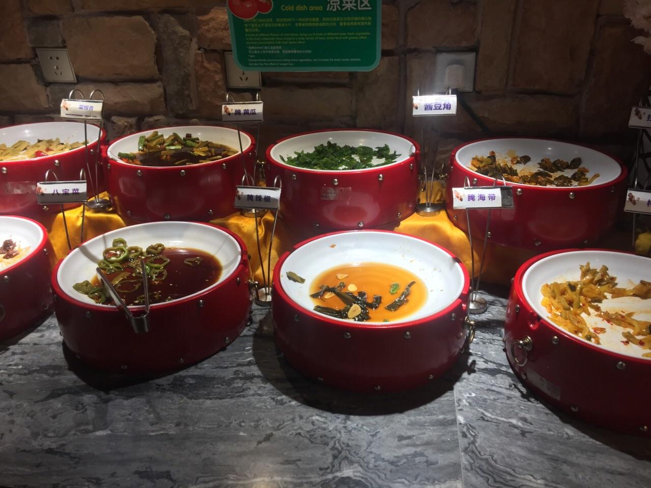 蓬莱饭店全季海鲜自助百汇