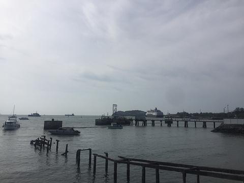 普吉码头的图片