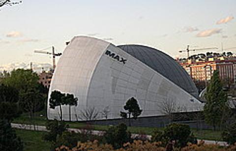 马德里IMAX影院