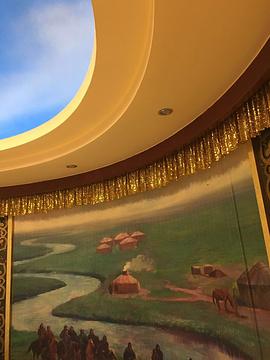 映山蒙古大汗宫