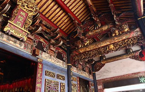 鹿港城隍庙的图片