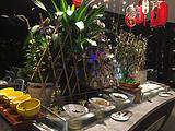 檀悦豪生酒店海鲜烧烤自助餐