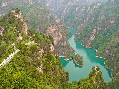 青龙峡旅游景点图片