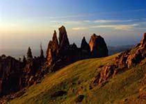 灯杆山旅游景点图片