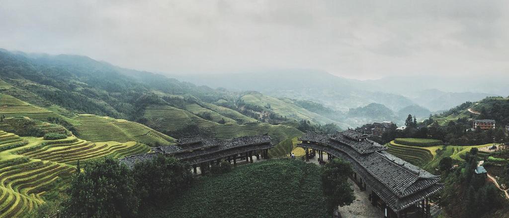 桂林周边两日游,冬日解锁龙胜温泉+龙脊梯田