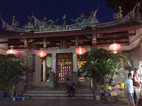 曾厝垵台湾观光夜市