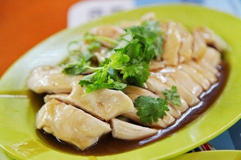 天天海南鸡饭