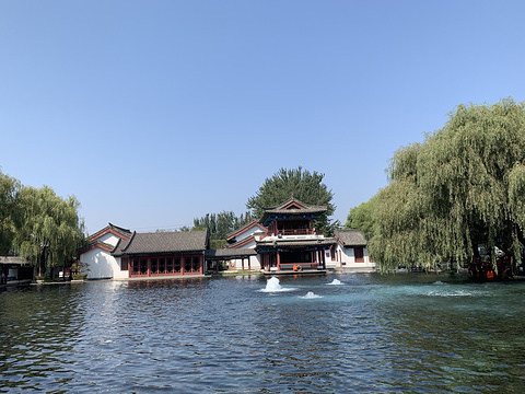 梅花泉旅游景点图片