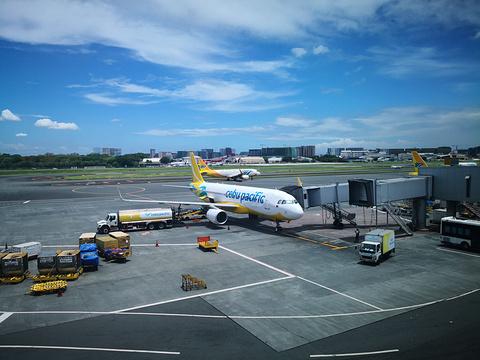尼诺伊阿基诺国际机场旅游景点图片