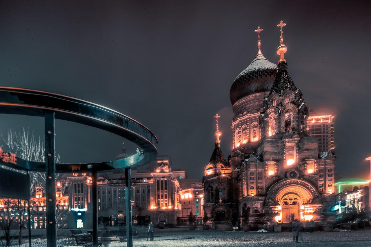 哈尔滨经典3日线路