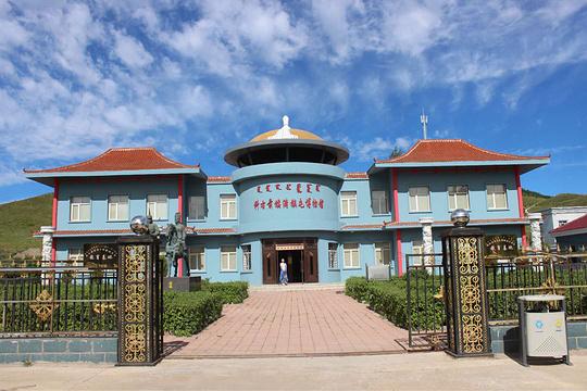 满族屯满族乡博物馆旅游景点图片