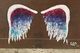 天使翅膀墙