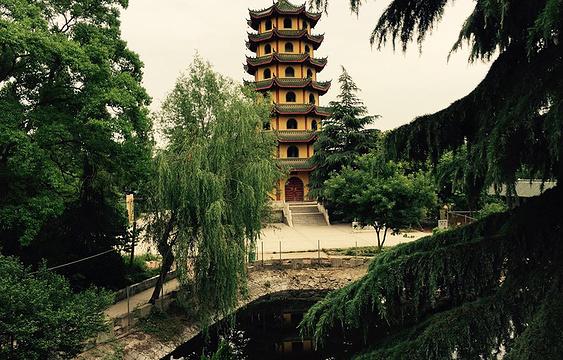虞姬公园旅游景点图片