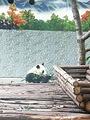 定边月牙湖