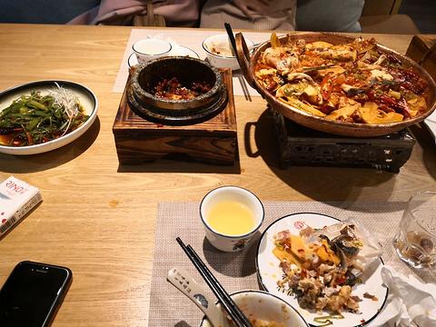 品味泸沽湖生态餐厅旅游景点图片