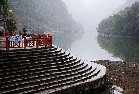 嘉阳桫椤湖旅游景区