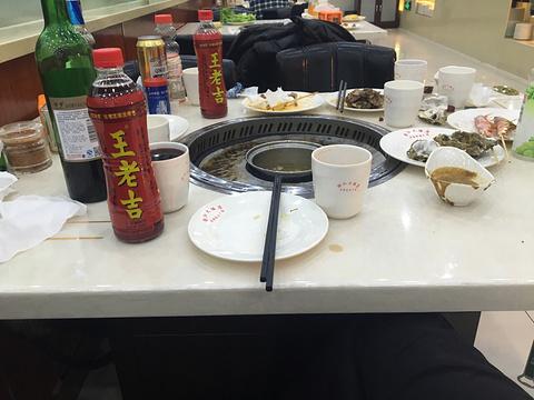 浙江大厦自助美食广场