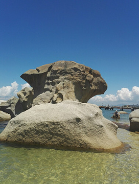磨子石景区的图片