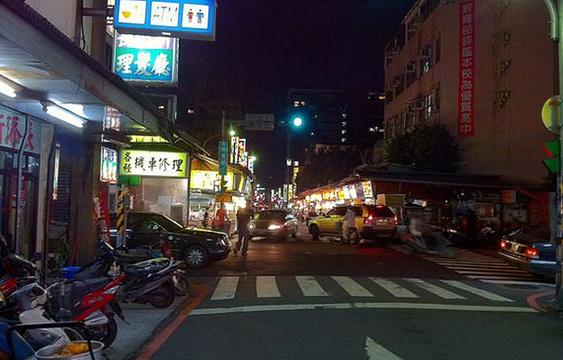 辽宁街夜市旅游景点图片