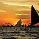 长滩岛落日风帆体验