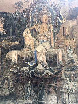 毗卢洞的图片