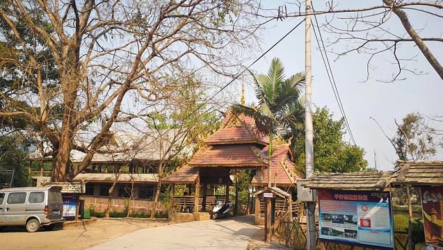 曼掌村旅游景点图片