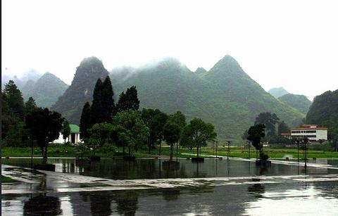 九嶷山国家森林公园的图片