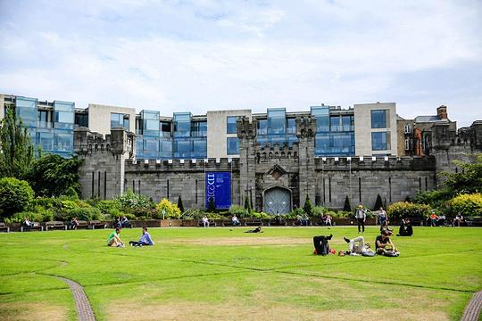 都柏林城堡旅游景点图片