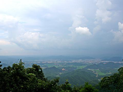 道吾山旅游景点图片