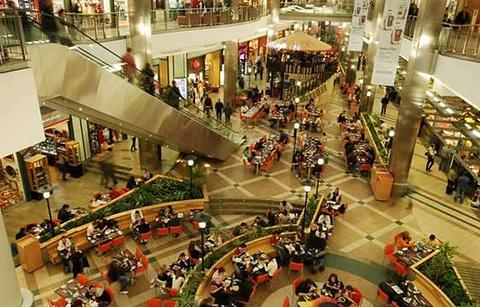 WestEnd City Center购物中心的图片