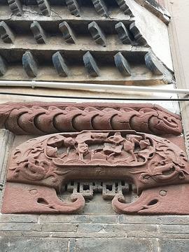 白马寨明清古建筑群