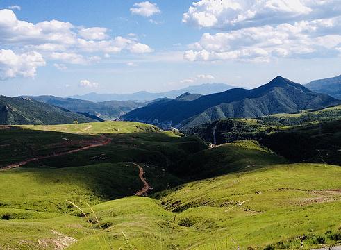 飞狐峪·空中草原旅游景点图片