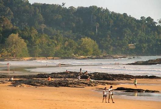 Nang Thong Beach旅游景点图片