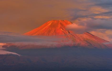 富士山全景拍摄2日线路