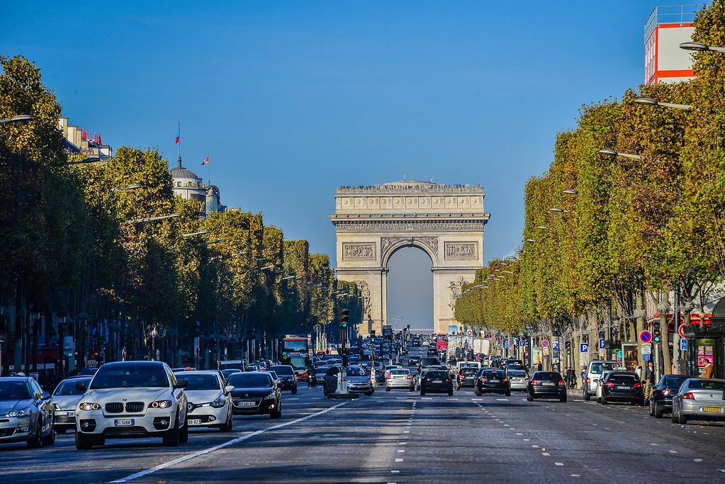 巴黎市区及周边7日线路