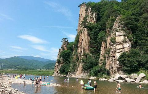兰河峪风景区