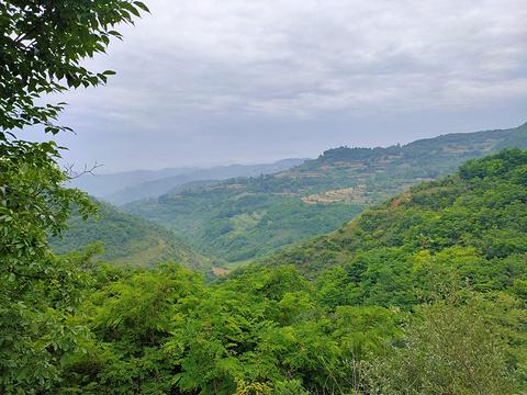 鸡峰山的图片