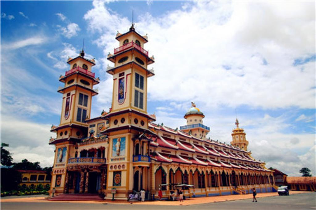越南环线7日线路