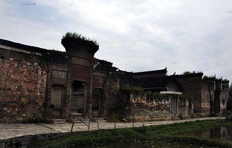 荆坪古村的图片