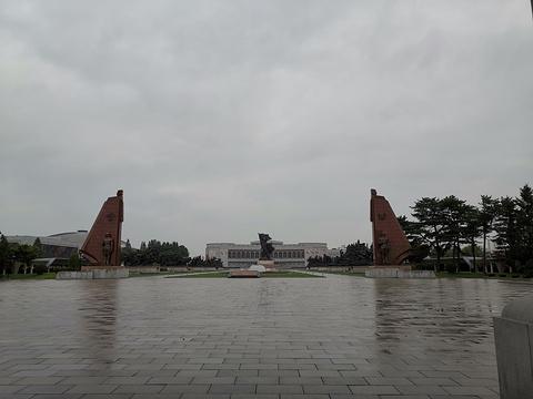 平壤军事博物馆的图片