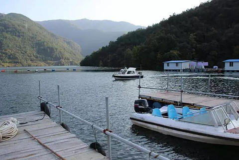 宁强白龙湖景区