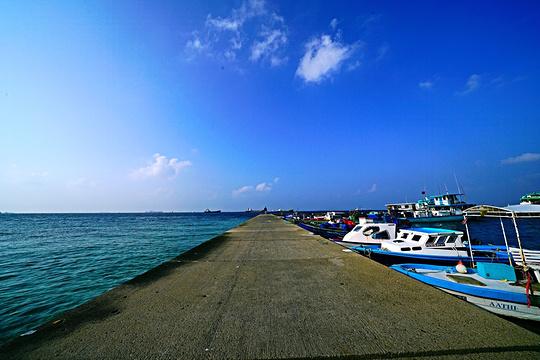 居民岛旅游景点图片