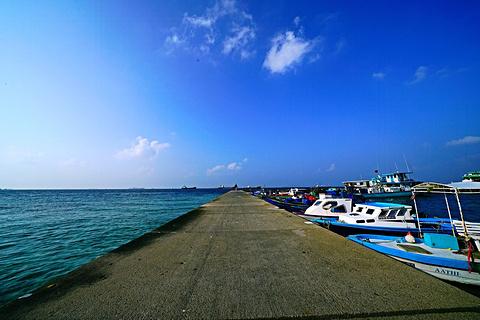 居民岛的图片